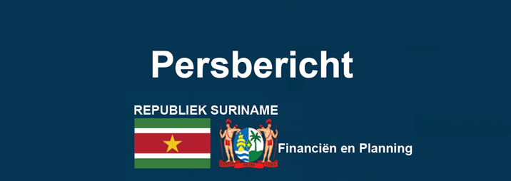Suriname and its bondholders agree on payment deferral, paving the way for an orderly debt restructuring